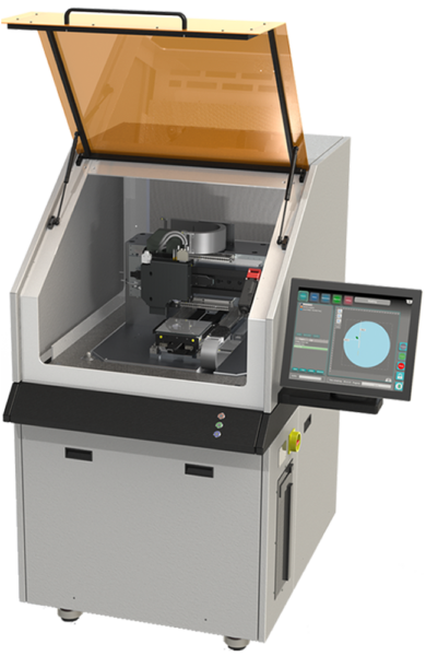 PicoMaster 200 for holographics